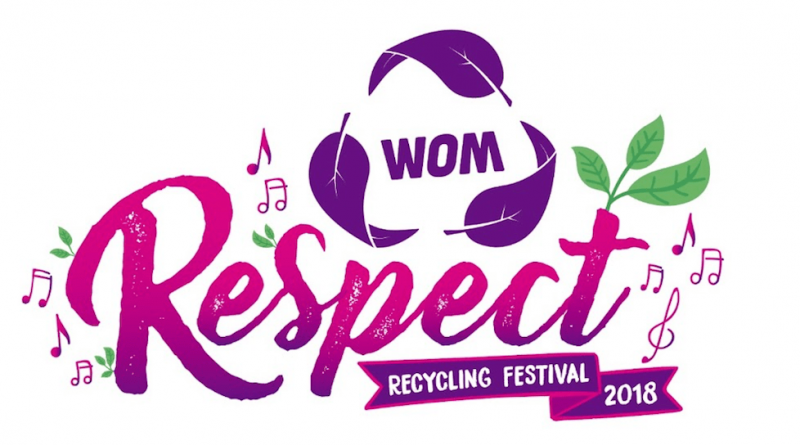WOM FESTIVAL RECYCLE 2018