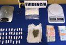 PDI DETIENE A MUJER CON DELIVERY DE DROGAS EN RANCAGUA