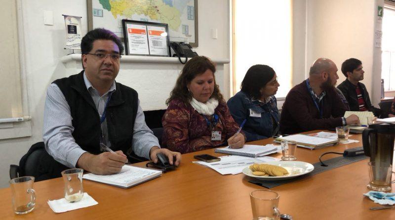 500 FUNCIONARIOS DE RED ASISTENCIAL SE CAPACITARAN EN GESTION DEL RIESGO