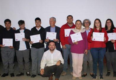 VOLUNTARIOS DE LA REGION SE CAPACITARON SOBRE DESASTRES NATURALES, PROTECCION DE ARES SILVESTRES E INCENDIOS FORESTALES